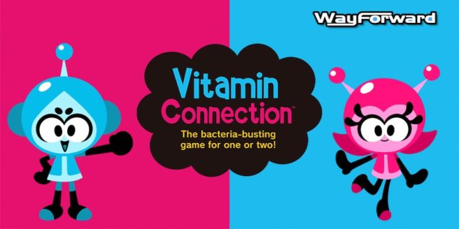 Read more about the article Vitamin Connection выйдет эксклюзивно на Nintendo Switch
