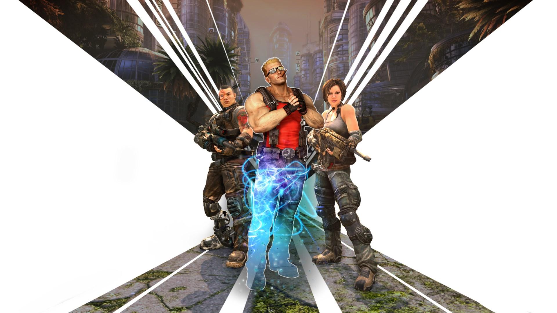 Bulletstorm: Duke of Switch Edition вышла на Switch
