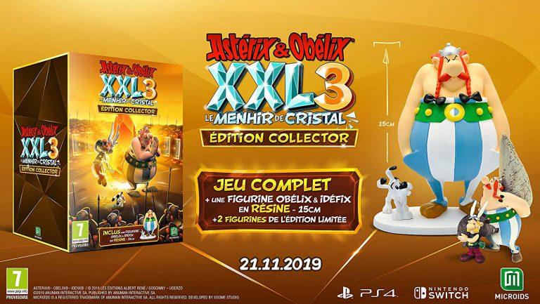 Asterix & Obelix XXL 3: The Crystal Menhir появился на Amazon