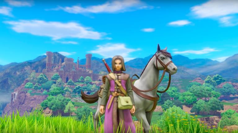 Dragon Quest XI S – Мир Эрдреи