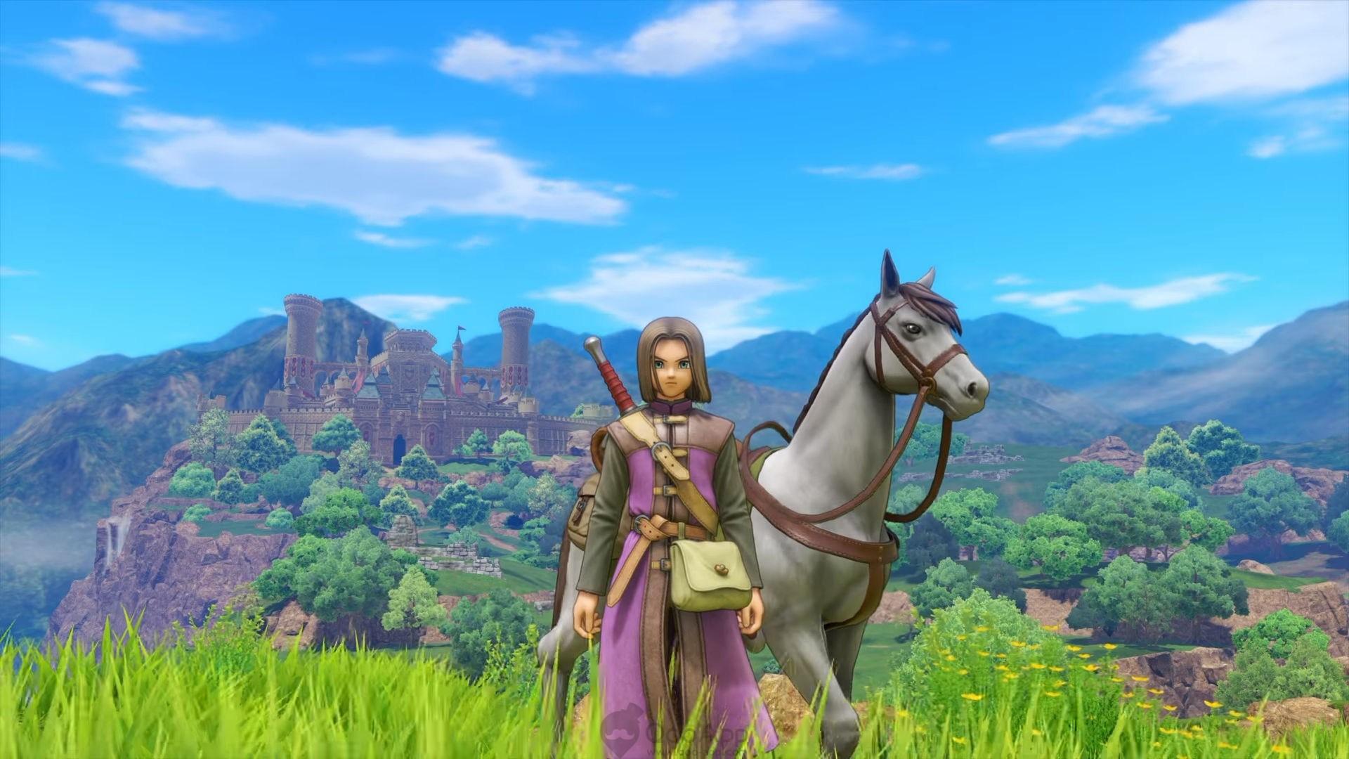 Dragon Quest XI S получит демо