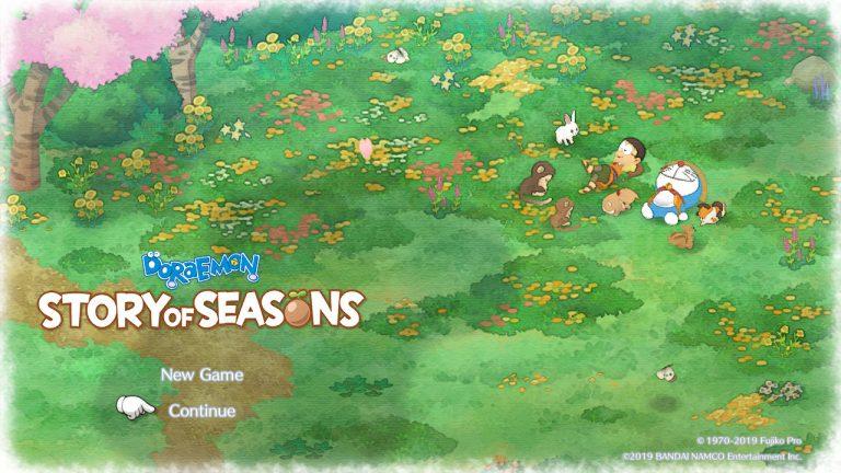 Doraemon Story of Seasons выйдет на Западе 11 октября