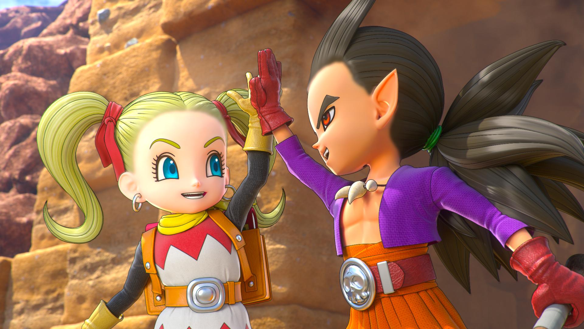 Обзор Dragon Quest Builders 2 – ролевая песочница