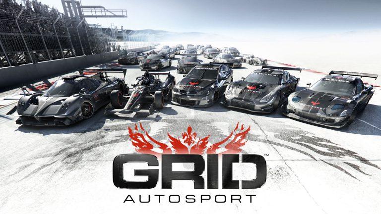 GRID Autosport выйдет на Switch в сентябре