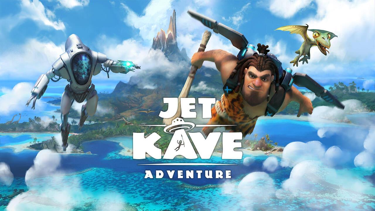 Jet Kave Adventure выйдет на Switch 17 сентября