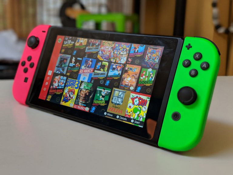 Новые модели Switch получат улучшенный экран!