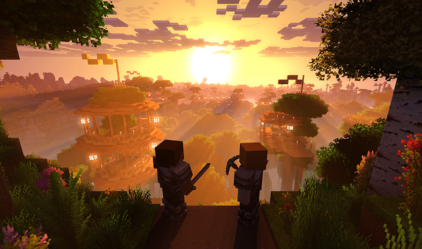 Minecraft's Super Duper pack отменён
