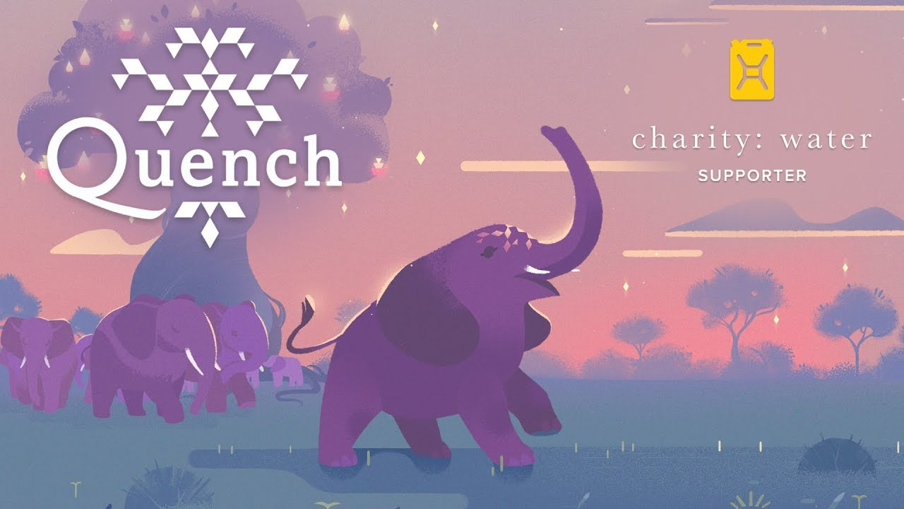 Пазл-игра Quench выйдет на Switch