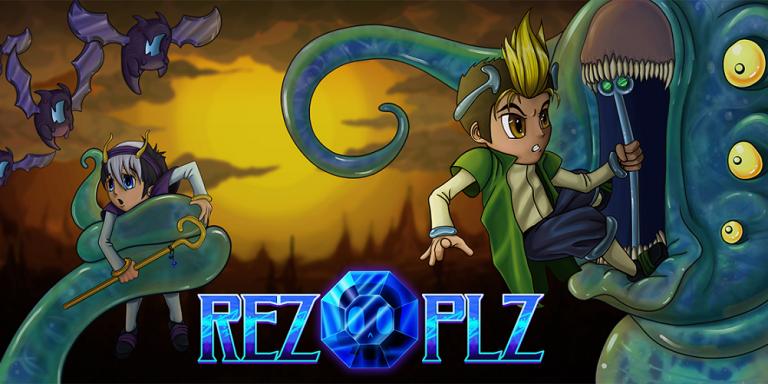 Rez Plz выйдет на Switch
