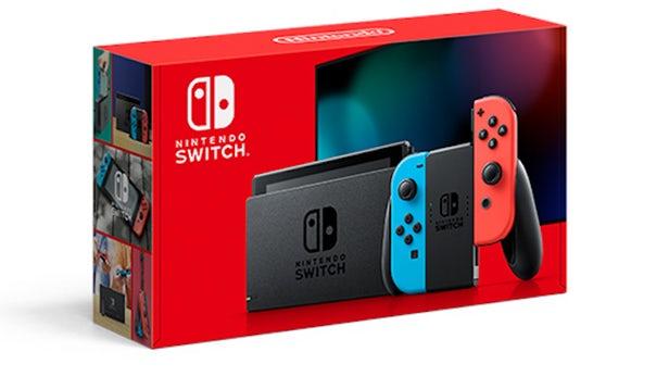 Новую модель Switch начали продавать в Австралии и Гонконге