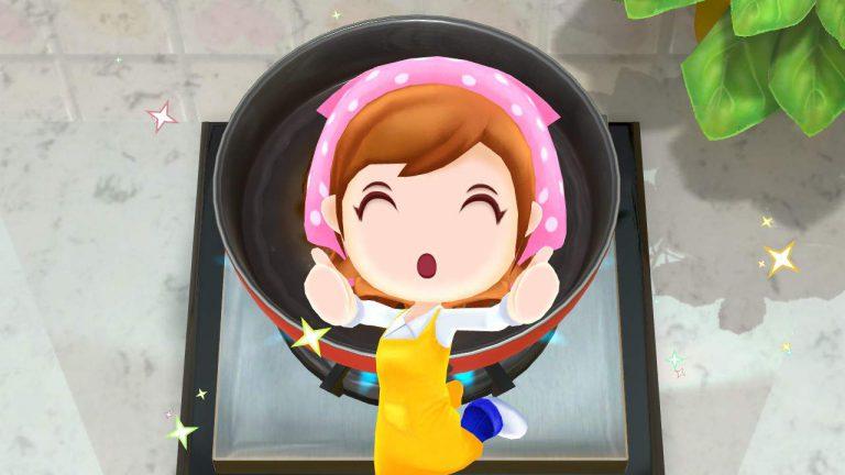 Новые детали и первые скриншоты Cooking Mama: CookStar