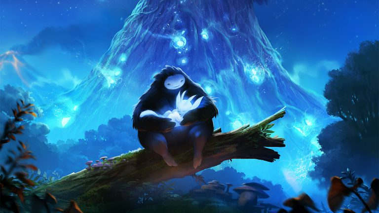 Идея перенести Ori and the Blind Forest на Switch принадлежит Moon Studios.