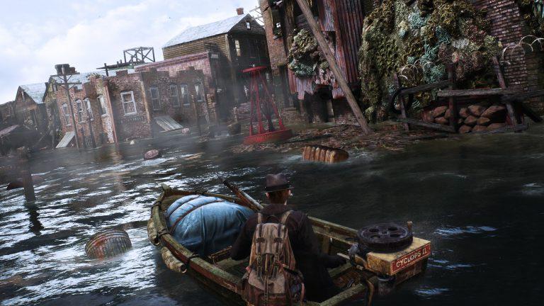 The Sinking City может выйти на физическом носителе
