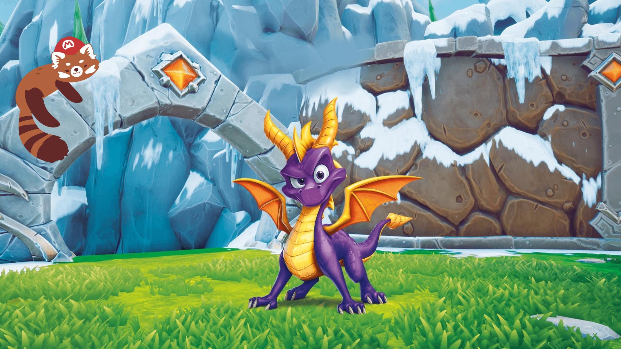 Видеообзор Spyro Reignited Trilogy — окунись в детство!