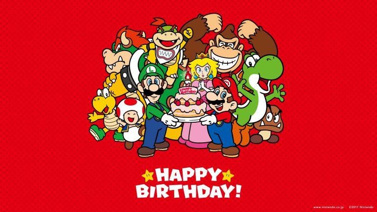 Компании Nintendo исполнилось 130 лет!