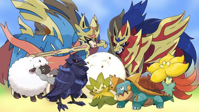 В Pokemon Sword/Shield будет функция автосохранения