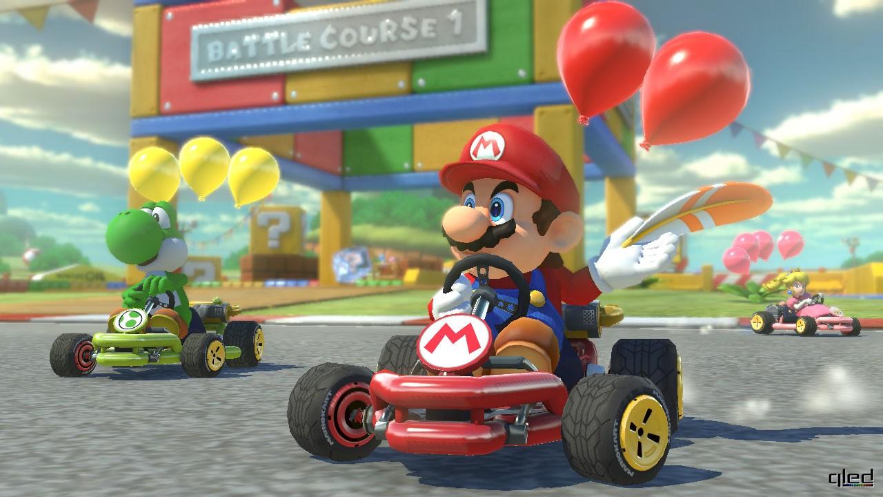 Пичетта впервые станет игровым персонажем в серии Mario Kart