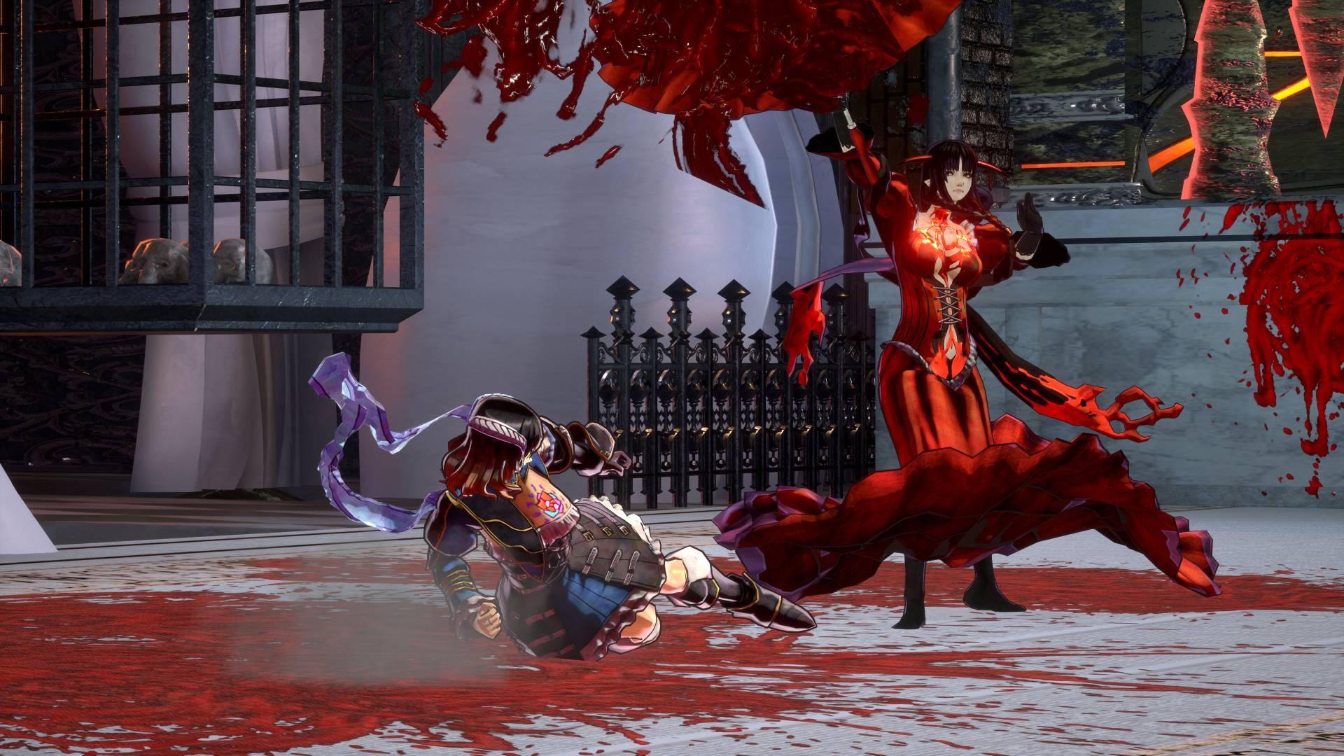 Обновление Bloodstained: Ritual of the Night для Switch всё ещё в работе