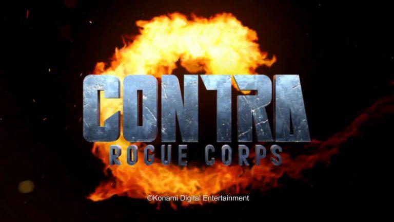 Contra: Rogue Corps получила демо-версию