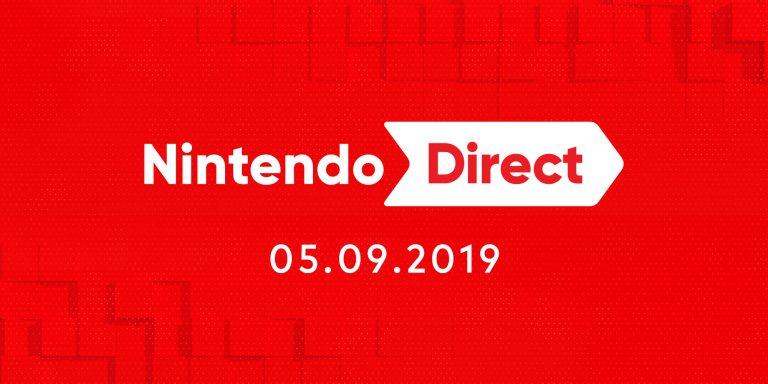 Осенний Nintendo Direct пройдет 5 сентября!