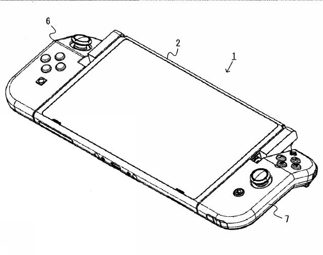 Nintendo подала патент на гнущиеся Джойконы