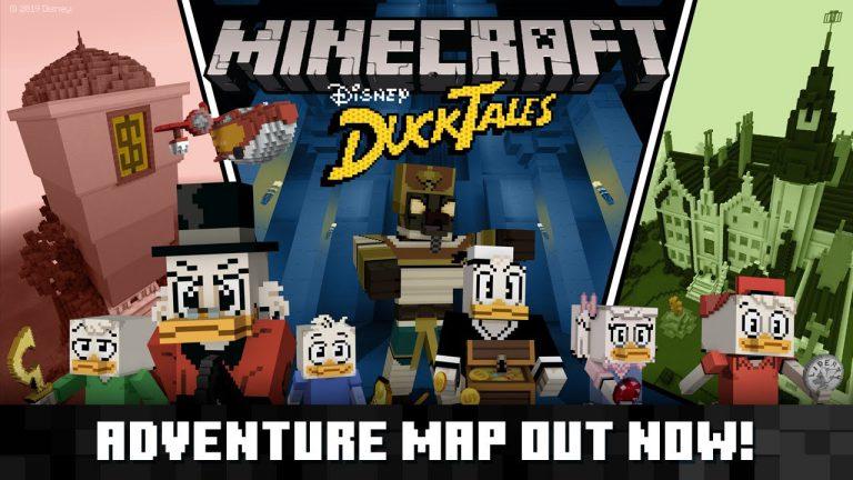 Утки добрались до Minecraft!
