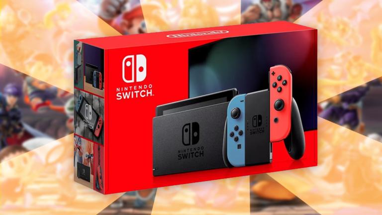 Видеообзор новой модели Nintendo Switch