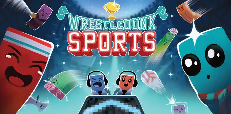 Wrestledunk Sports анонсирована для Switch
