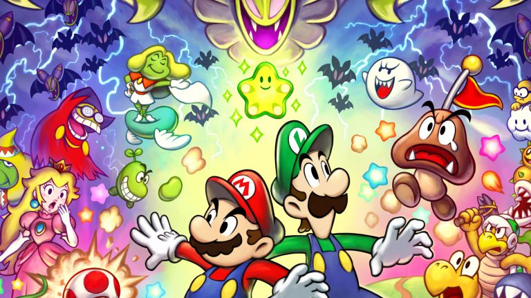 Разработчик серии RPG Mario & Luigi объявил о банкротстве
