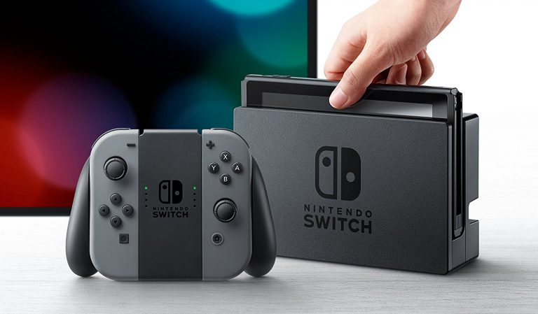 Продажи Nintendo Switch достигли 41,67 миллиона во всём мире