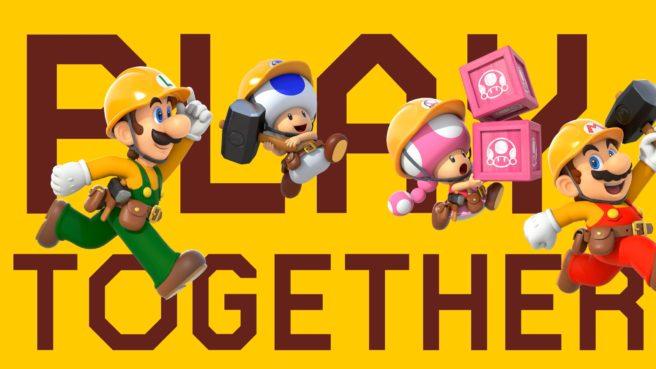 Super Mario Maker 2 получила свежее обновление.