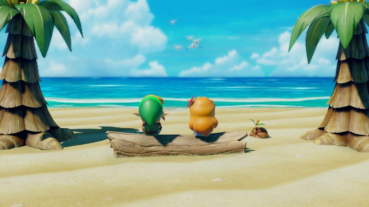 Обзор Link's Awakening — старые приключения в новой обёртке