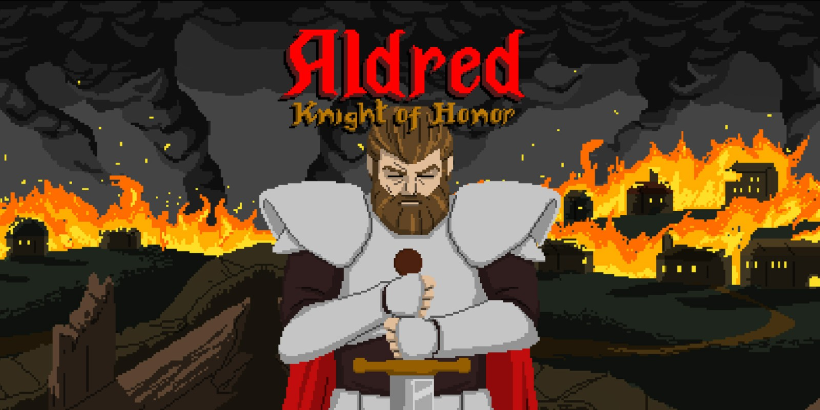 Aldred: Knight of Honor выйдет на Switch