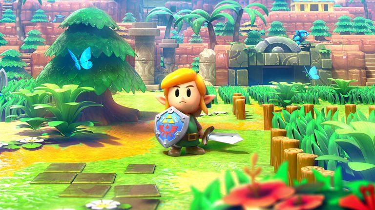 Для The Legend of Zelda: Link's Awakeningвышло обновление