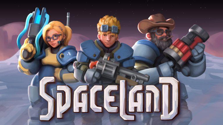 Пошаговая стратегия Spaceland выйдет на Switch