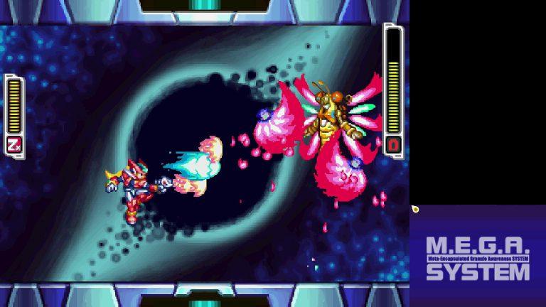 Новые подробности о Mega Man Zero/ZX Legacy Collection