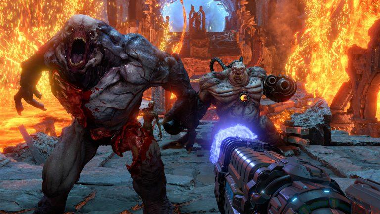 Doom Eternal перенесли на 2020 год