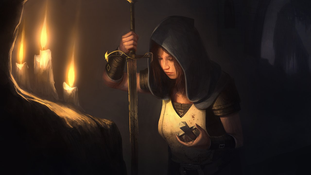 Dark Devotion выйдет на Switch 24 октября