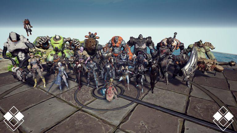 Auto Chess: Heroes of Paragon выйдет на Switch
