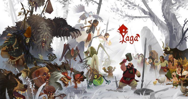 Yaga выйдет на Switch 12 ноября