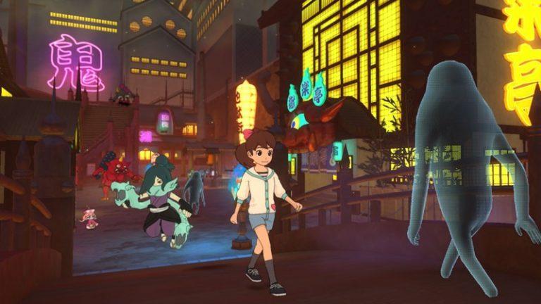 Новая информация и скриншоты Yo-kai Watch 4++
