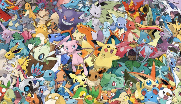 Все покемоны из Pokemon Sword/Shield [СПОЙЛЕРЫ]