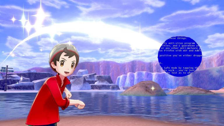 Сервера Pokemon Sword и Shield отключат для технического обслуживания 26 ноября