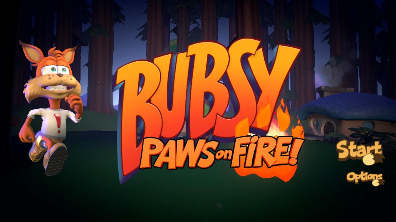 Обзор Bubsy: Paws on Fire! — как испортить платформер