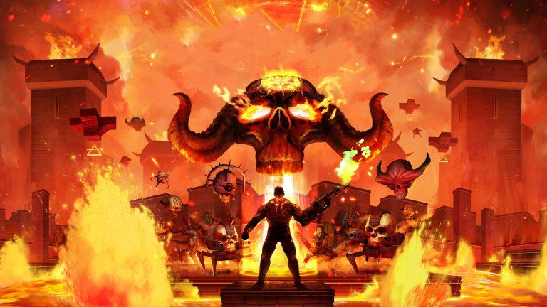 Read more about the article Demon Pit выйдет на Switch 25 декабря