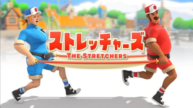 Read more about the article Nintendo внезапно выпустила The Stretchers для Switch