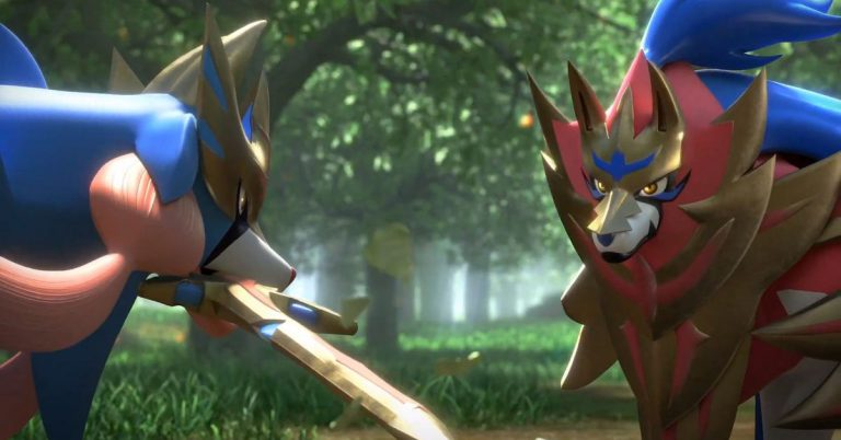 Pokemon Sword/Shield работают со скоростью 30 кадров в секунду