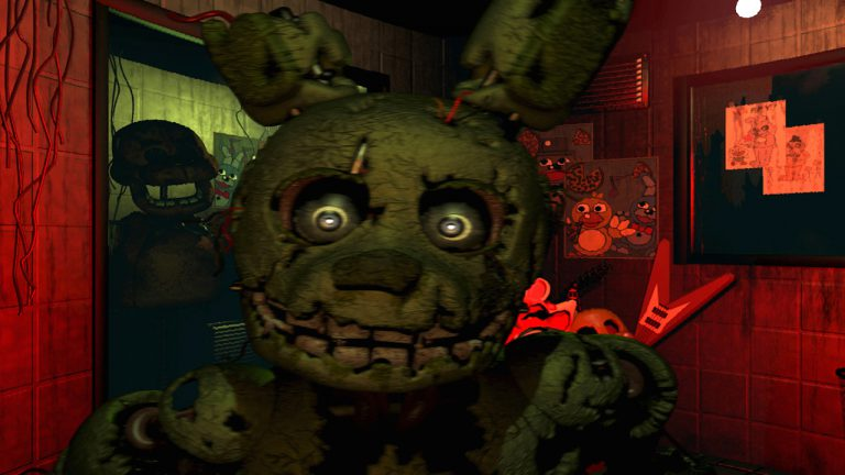 Трилогия Five Nights at Freddy's выйдет на Switch в ноябре