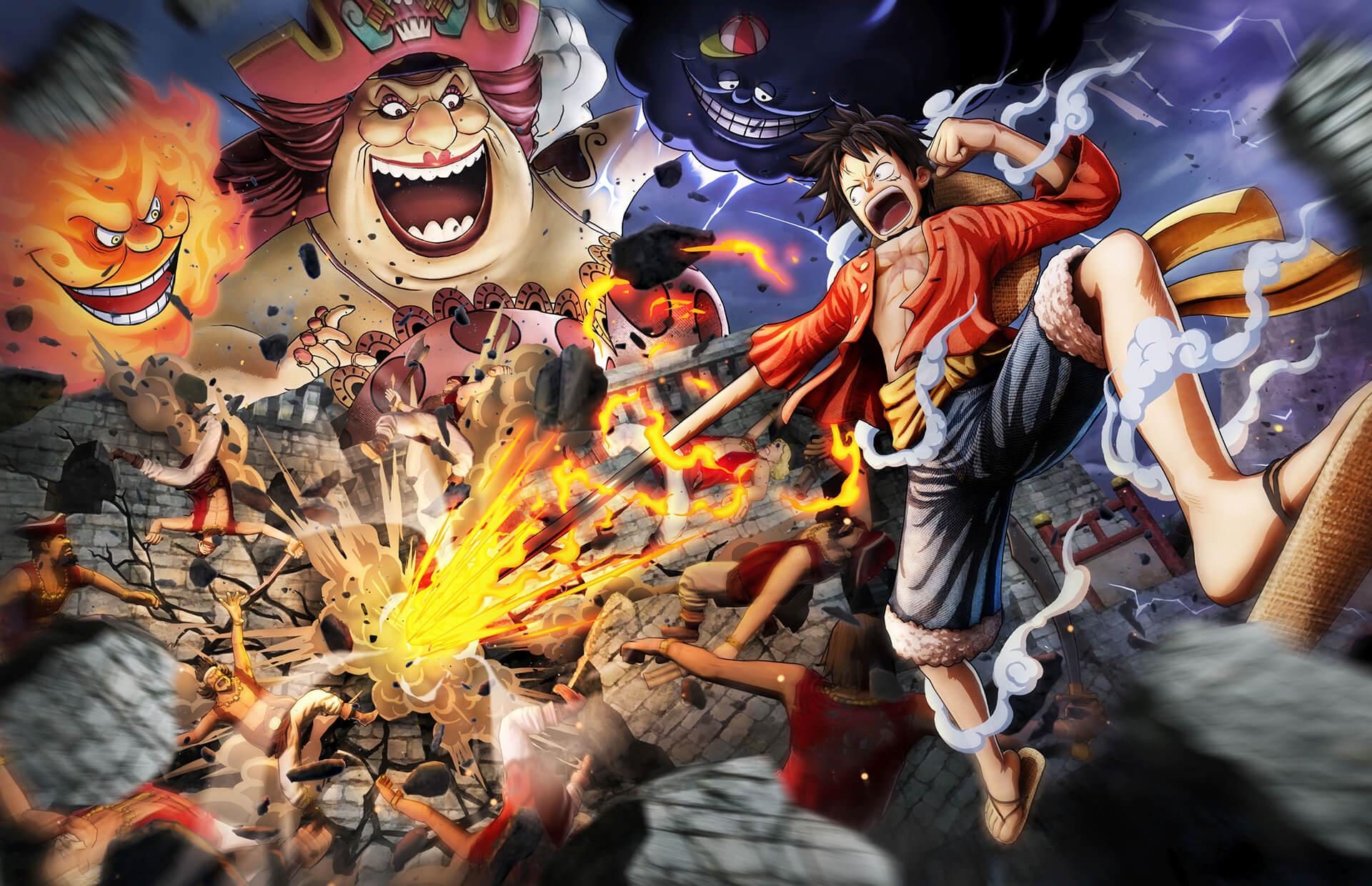 Анонсировано коллекционное издание One Piece Pirate Warriors 4 для Switch