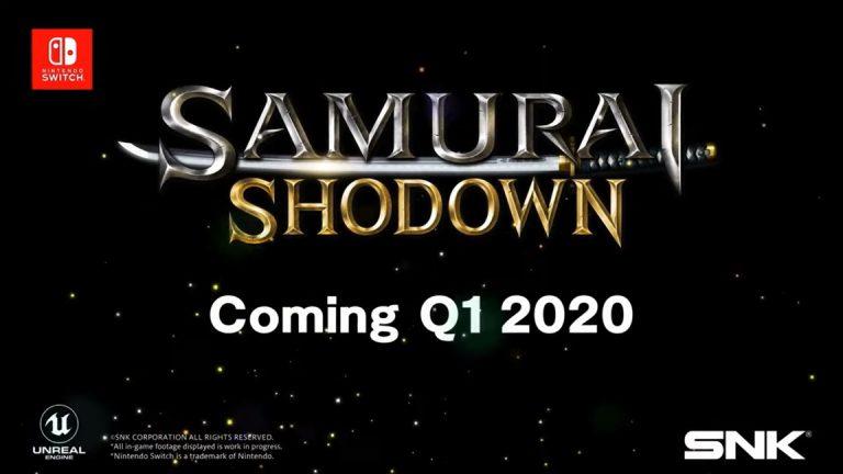 Samurai Shodown выйдет на Западе в 1 квартале 2020 года